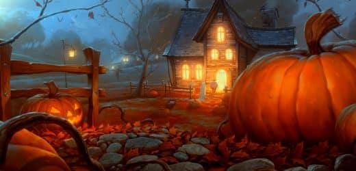 It's Halloween,Duh!