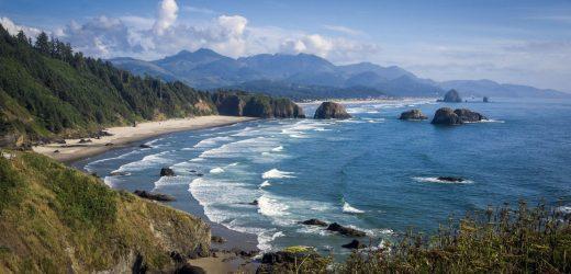 Road Trippin' Along The Oregon Coast
