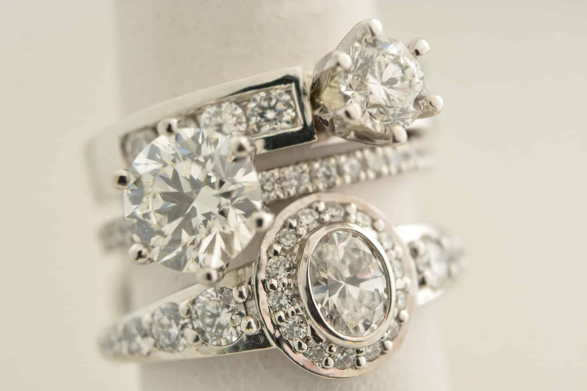 Store Your Diamonds Correctly