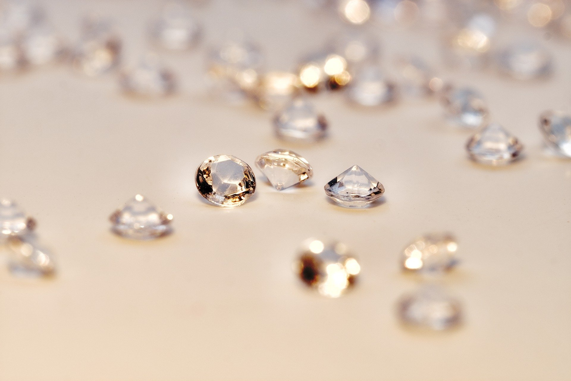 How Big Are The Diamonds?