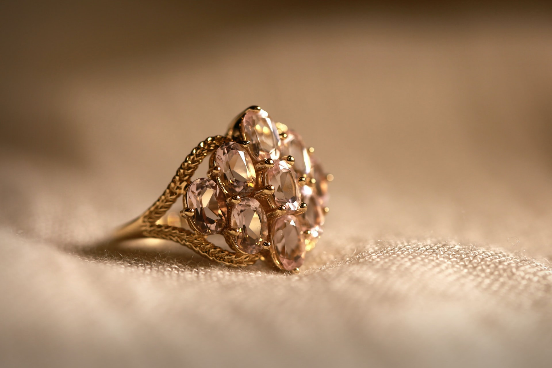 The Beauty Of Champagne Diamonds